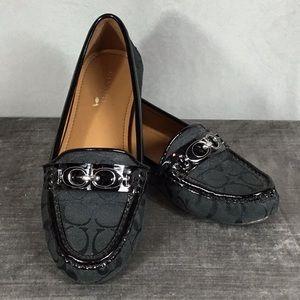 COACH Signature Loafers